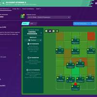 Development Centre U23 Tactics