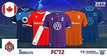 FC'12 Canada – Premier League 2019