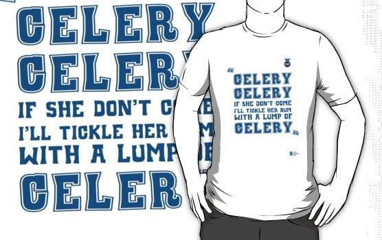 celerly Tshirts