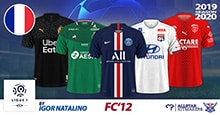 FC'12 France – Ligue 1 2019/20