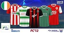 FC'12 Ireland – Premier division 2019