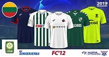 FC'12 – Lithuania – A-Lyga 2019