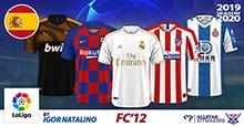 FC'12 – Spain – La Liga 2019/2020
