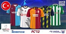 FC'12 Turkey – Spor Toto Süper Lig 2019/20
