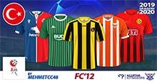 FC'12 Turkey – TFF 1 Lig 2019/20