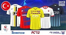 FC'12 Turkey – TFF 2 Lig 2019/20