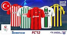 FC'12 Turkey – TFF 3 Lig 2019/20