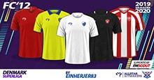 FC'12 Denmark – Superliga Kits 2019/20