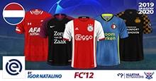 FC'12 Netherlands – Eredivisie 2019/20