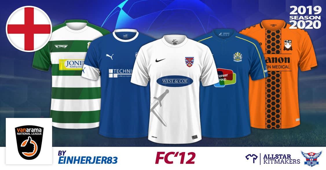 england national league preview