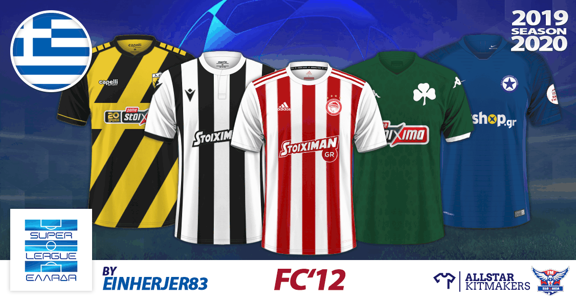 greece super league preview