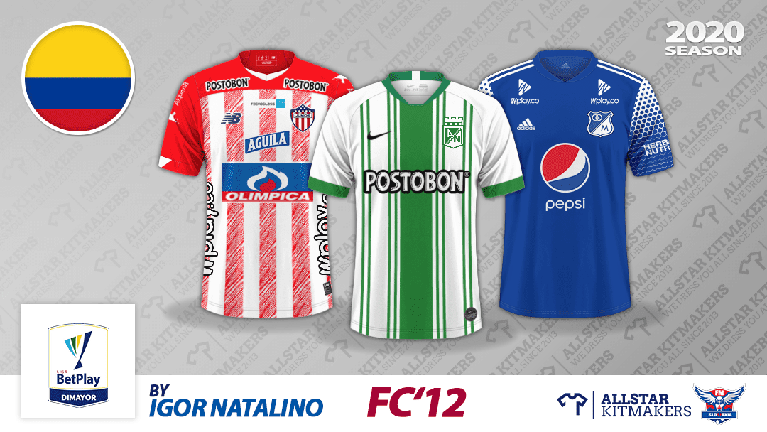 FC12 Colombia Primera A 2020 Preview