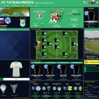 1. FC Tatran Presov Profile