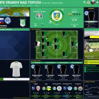 MFK Vranov nad Toplou  Profile
