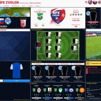 MFK Zvolen  Profile