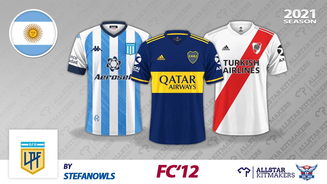 argentina superliga 2021