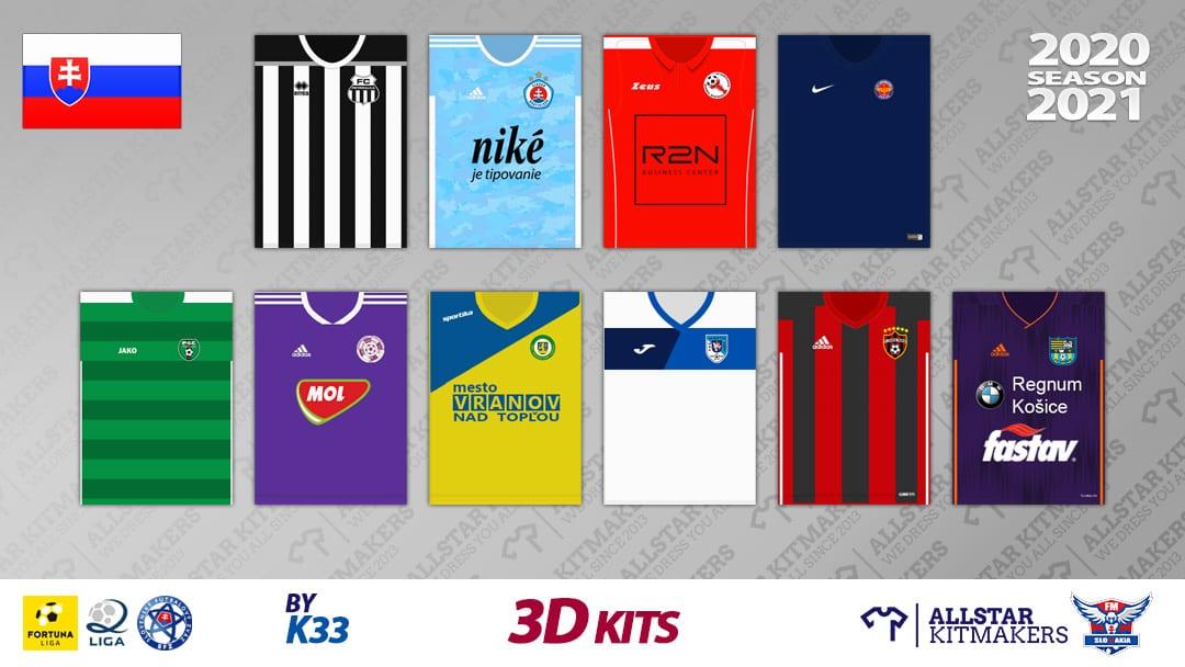 slovankia 3d kits preview 2020 2021